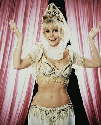 Rub The Bottle And I Dream Of Jeannie