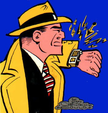 dick tracy itchy - photo #24