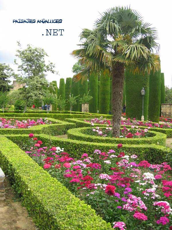 paisajes jardines de andalucia image