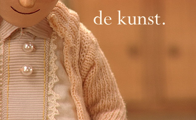 de kunst