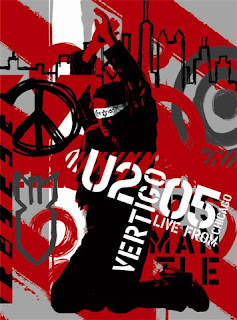 u2 vertigo dvd cover U2 Vertigo Live From Chicago 2005