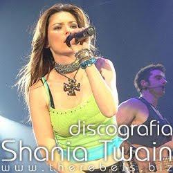 4j3m88 Shania Twain Discografia