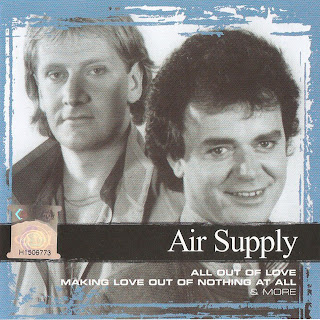 Cd Air Supply - Collections