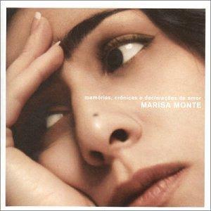 folder Marisa Monte   Memórias, Crônicas e Declarações de Amor