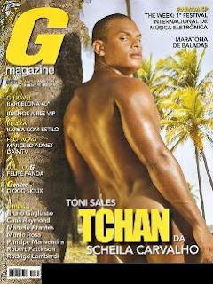 G Magazine | Toni Sales | Maio de 2009 | Baixar Revistas Gratis Free