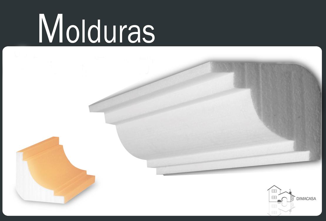 Dimacasa molduras de poliestireno - Molduras de poliuretano ...