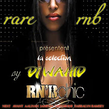 DJWAHID rare rnb la selection