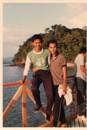 Tahun 1990 at Pulau Tuba,Lkwi