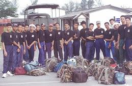 Bekas Askar Dah Jadi Guru di SMKDJH