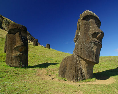 """""""Anti-Gravity Device"""" Found On Easter Island? Easter-island"""