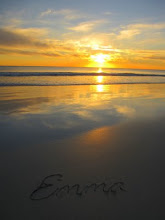Click on the picture to visit Emma's name in the sand