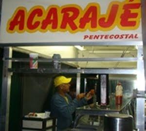 O melhor acarajé