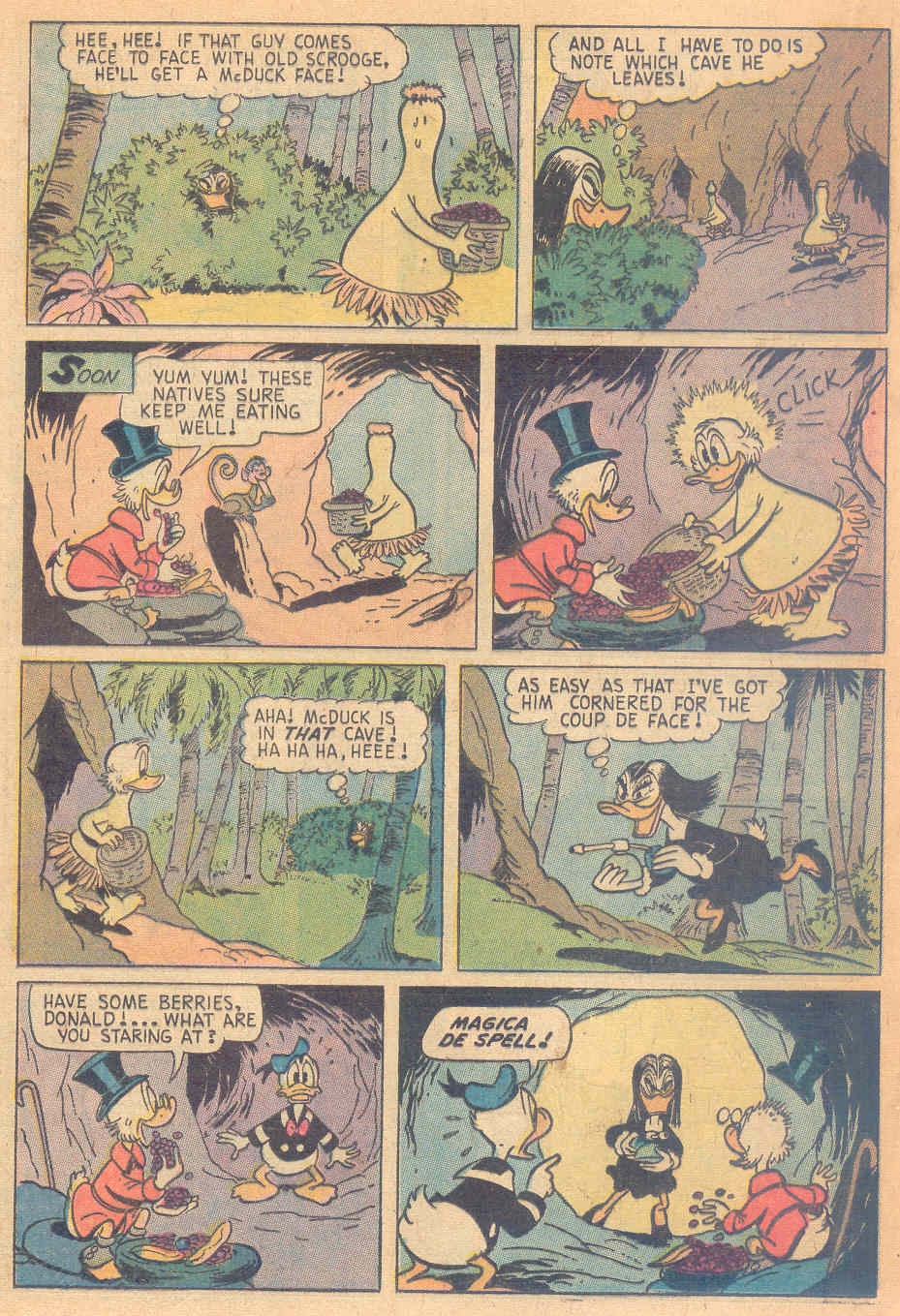 Uncle Scrooge (1953) Issue #138 #138 - English 20