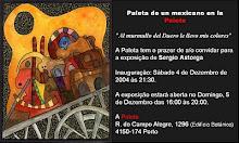 Paleta de un mexicano en la Paleta