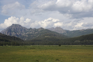 Lamar Valley, Yellowstone