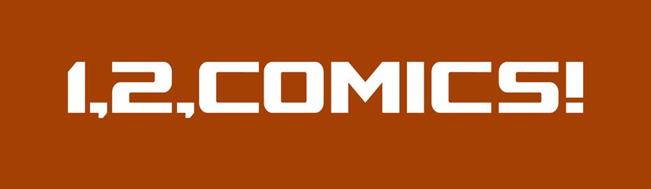 1, 2, COMICS!