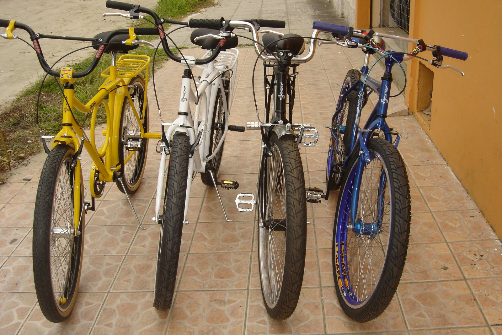 Ars Bike Ars Exclusive Aro Duplo Pneu Extra Largo
