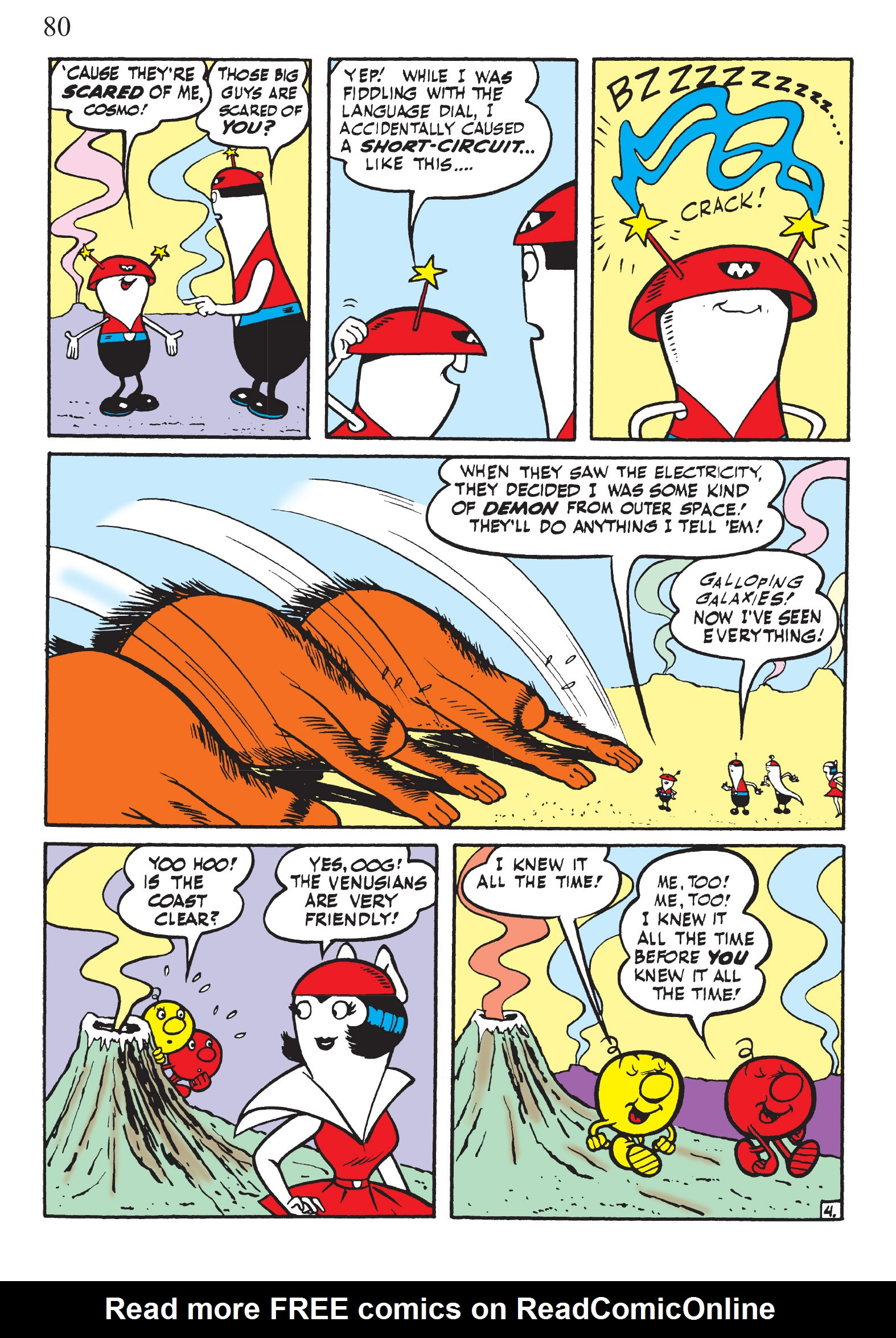 Read online The Best of Archie Comics comic -  Issue # TPB 2 (Part 1) - 82