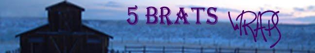 5 brats wraps