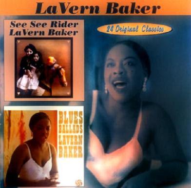 Lavern Baker Let Me Belong To You