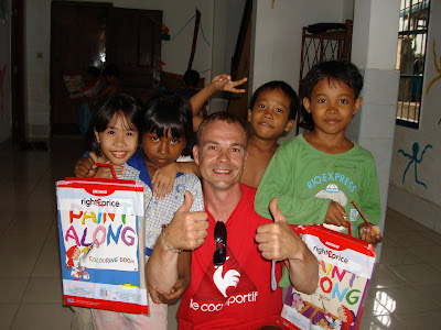 Shaun Prest Cambodian Orphanage Appeal