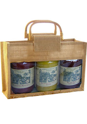 gift packaging ideas natural gourmet food bags