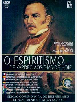 Baixar Filme O Espiritismo: De Kardec Aos Dias de Hoje (Nacional) Gratis o nacional e documentario biografico 1995