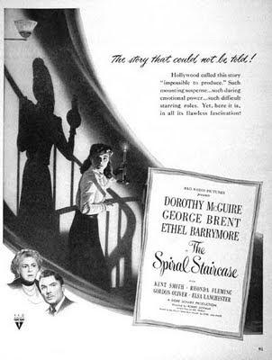 46thespiralstaircase1 Download   No Silêncio das Trevas [The Spiral Staircase] (1945) DVDRip