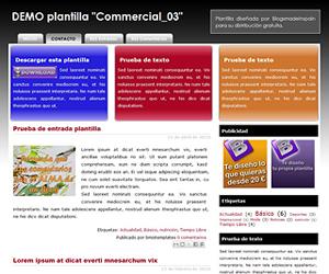 Descargar plantilla Commercial_03
