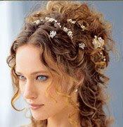 Wedding Hairstyle2 img Penteados Madrinhas e Noivas   Cabelos Cacheados ou Enrolados