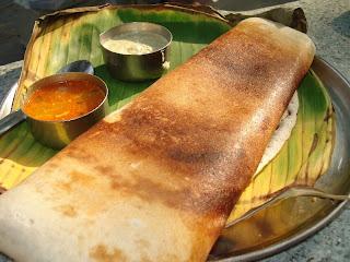 how to make dosa sri lankan style