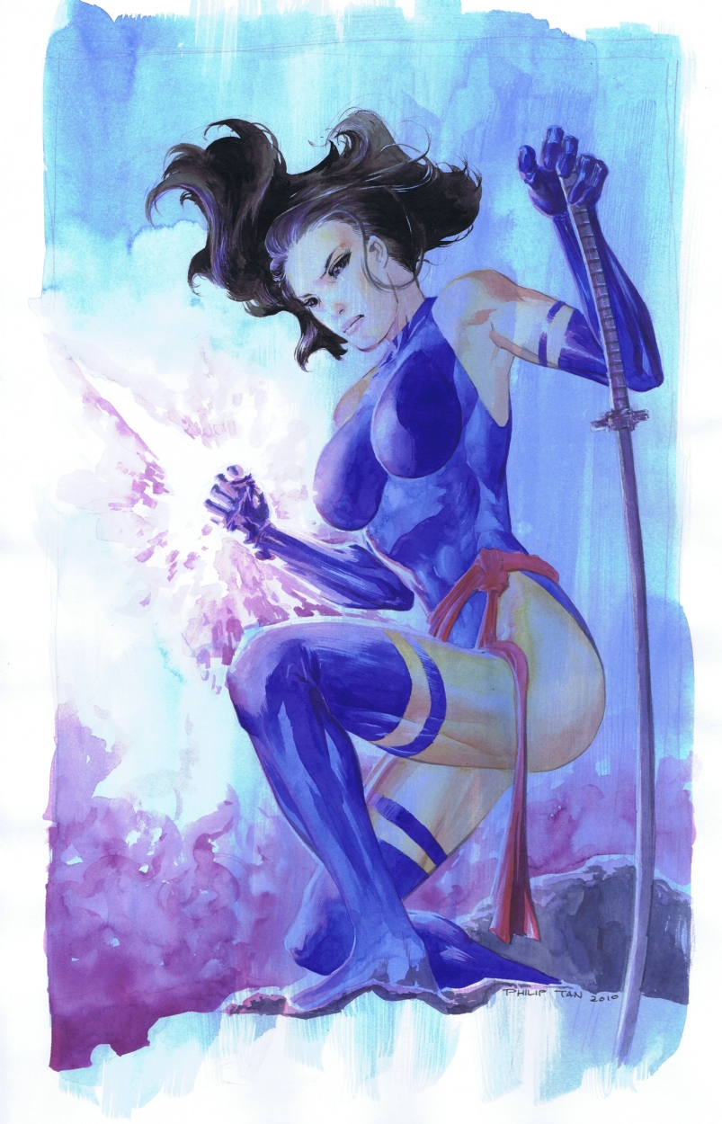 Psylocke (2010, Paperback) Comic Book Marvel