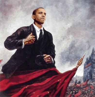 obama  dreams of dictator