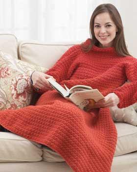 Art-z Craft-z DeeDabbler: Crochet Your Own Snuggie