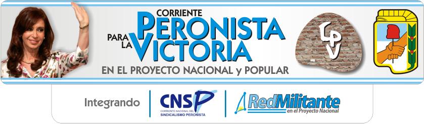 Corriente Peronista para la Victoria