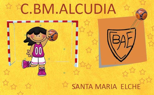 CLUB BALONMANO ALCUDIA-SANTA MARIA ELCHE