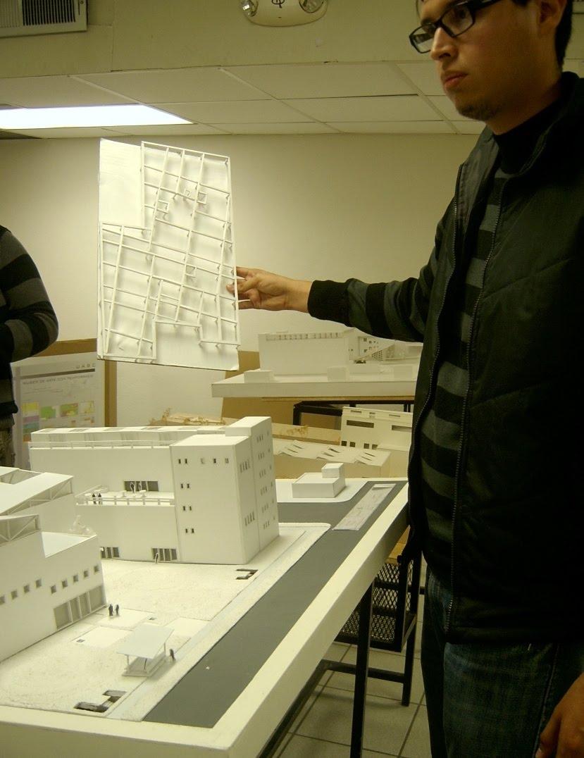 Arquitecturas al borde de la cr tica la nueva escuela Arquitectura y diseno uabc