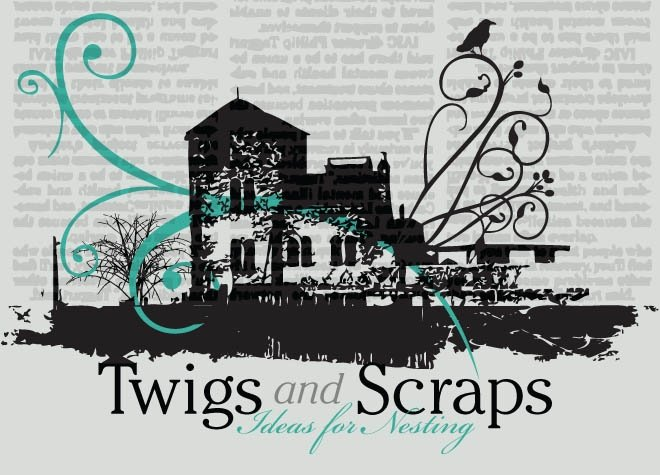 Twigs and Scraps: Ideas for Nesting