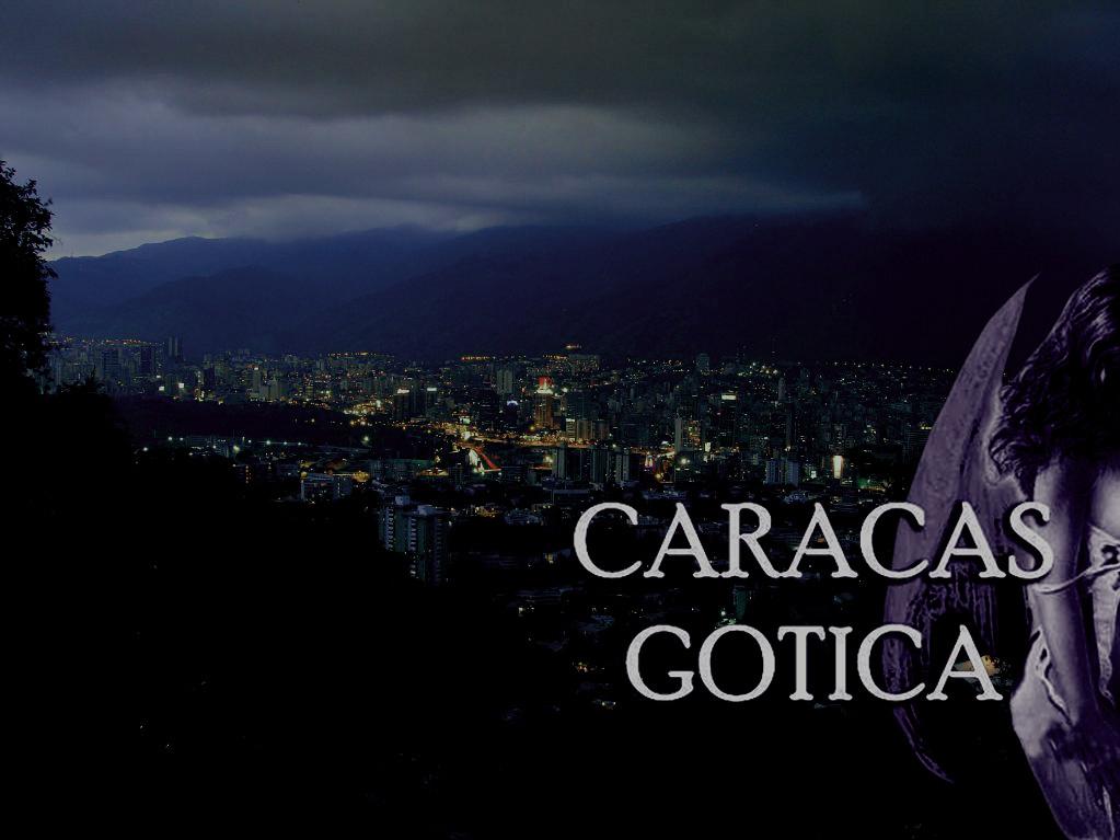 caracas gotica