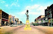 Henryetta Main Street