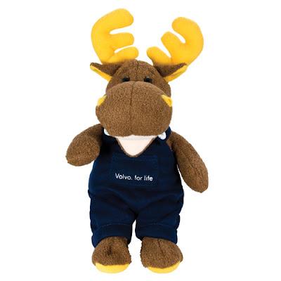 Cuddly Elk Volvo