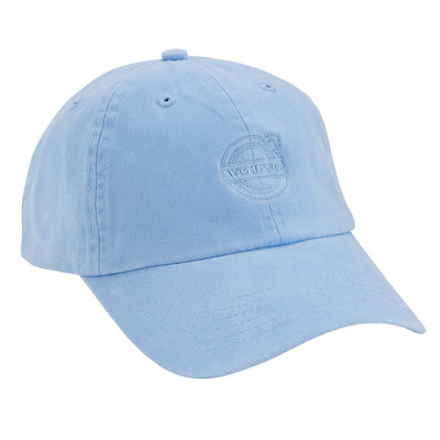 Women's Cap Light Blue Volvo