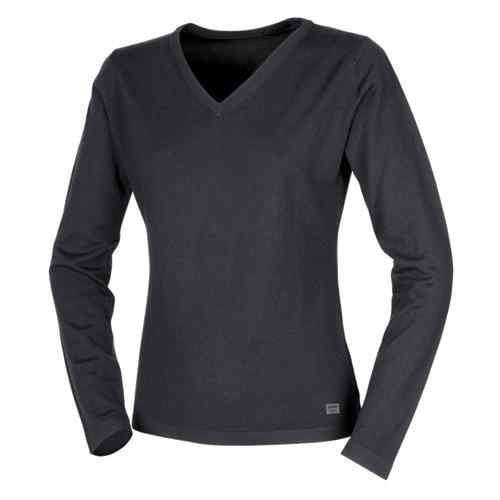Black V Neck Sweater Women
