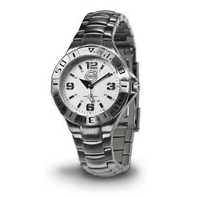 Steel Watch, Women's Volvo