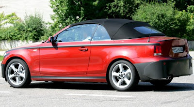 BMW 1 Series Convertible 123d SE