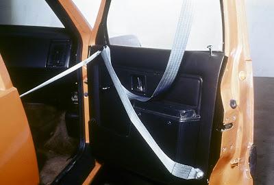 Volvo 1972 VESC front door pics