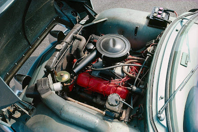 V8 engine Volvo Philip