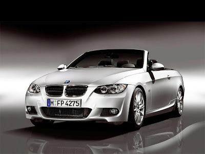 BMW 3 Series Convertible 320d M Sport