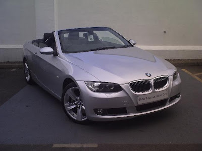 BMW 3 Series Convertible 330d SE