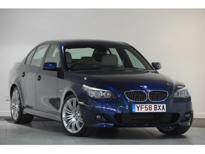 BMW 5 Series Saloon 525i M Sport